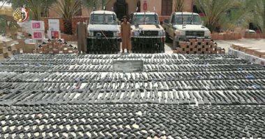القوات المسلحة تقضى على 27 تكفيريا وتدمر 30 عبوة ناسفة بعملية سيناء 2018
