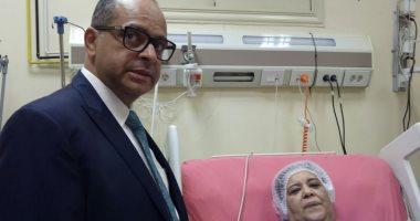 طب عين شمس تجرى جراحة نادرة لمريضة وزنها 300 كيلو جرام
