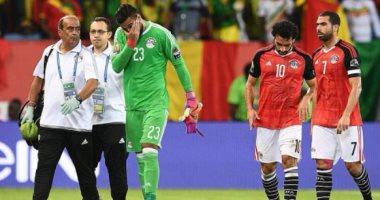"""""""فيفا"""" تؤازر أحمد الشناوى بعد إصابته بالصليبى: عودة سريعة إلى الملاعب ومحبيك"""