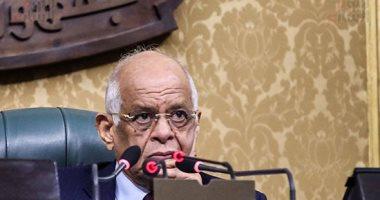 رئيس البرلمان يحيل الموازنة العامة للجنة الخطة.. يؤكد: ستخرج أبوابا وبنودا (صور)