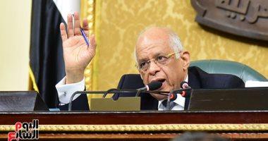 رئيس البرلمان: زيادات أجور الموظفين الفترة الماضية لم تحدث فى تاريخ مصر - صور