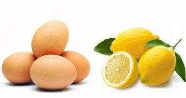 بالبيض وعصير الليمون احصلى على شعر طويل وقوى