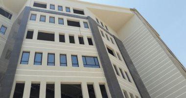 ننشر صور مبنى أول جامعة دولية بالعاصمة الإدارية قبل افتتاحها مبدئيا غدا