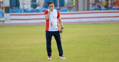 خالد جلال يصعد 4 لاعبين من الناشئين لصفوف الزمالك