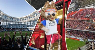 افتتاح كأس العالم 2018 فى روسيا.. اليوم