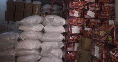 ضبط 3 أطنان ياميش مجهول المصدر داخل محل عطارة فى القاهرة