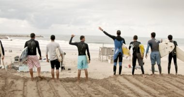 """""""غزة سيرف كلوب"""".. ساحل فلسطين سجن يطل على شاطئ تحت سطوة الاحتلال"""