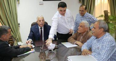 محافظ جنوب سيناء يعلن أسماء الفائزين بقرعة حج الجمعيات