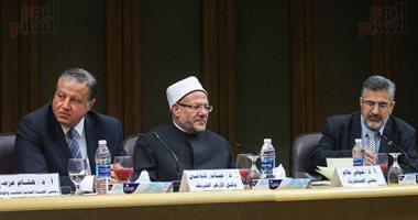 عباس شومان: عروبة القدس ليست محل تفاوض أو نقاش - صور