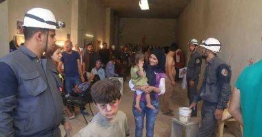 وصول بعثة مفتشى حظر الأسلحة الكيميائية لمدينة دوما السورية
