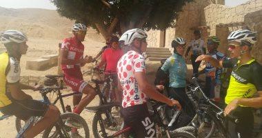 """""""البيئة"""" تتابع استعدادات إقامة بطولة أفريقيا للدراجات الجبلية"""