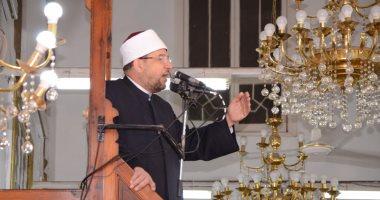 وزير الأوقاف فى خطبة الجمعة: الصوم قوة ورمضان شهر عبادة وعمل وإنجاز