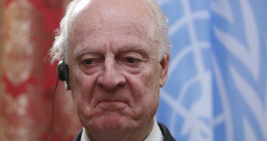 دى ميستورا: ينبغى عمل المزيد لتشكيل اللجنة الدستورية السورية