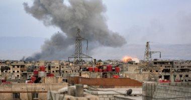 التليفزيون السورى: الدفاعات الجوية تتصدى لهجوم إسرائيلى على القنيطرة