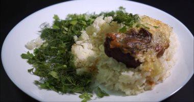 طريقة عمل الأرز المعمر باللحمة