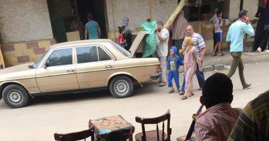 صور.. أهالى التوفيقية بكرموز يشكون تهريب الدقيق المدعم بأحد أفران المنطقة