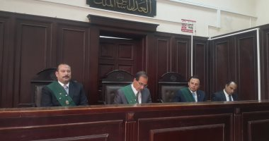 تجديد حبس 9 متهمين فى قضية تمويل الاهارب من شركاء ابنة القرضاوى 45 يوما