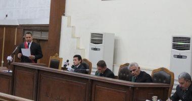 تأجيل قضية أحداث مكتب الإرشاد لـ27 يونيو لإستكمال مرافعة الدفاع