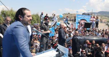 تطبيق سعد الحريرى للسيلفى احدث وسائل رئيس الحكومة اللبنانية لكسب الانتخابات