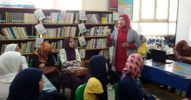 """صور.. ندوات لـ""""وحدة مناهضة العنف ضد المرأة"""" بجامعة المنيا"""