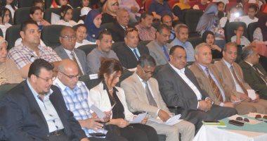 """ختام مشروع """"مدرستنا صحية بأيدينا"""" لتوعية طلاب المنيا"""