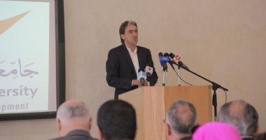 رئيس مجلس أمناء جامعة هليوبوليس: الرزاعة الحيوية أهم الحلول لمواجهة التصحر