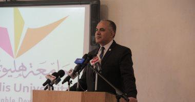 وزير الرى: لدينا منظومة قوية لبناء قدرات العاملين فى الموارد المائية