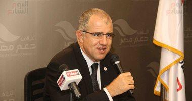 محمد زكى السويدى - رئيس ائتلاف دعم مصر
