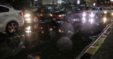 محافظ الاسكندرية: استمرار رفع درجة الطوارىء للتعامل مع الأمطار