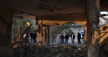 """الاحتلال الإسرائيلى يفجر منزل أسير فلسطينى فى جنين """"بالديناميت"""""""