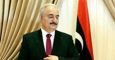 القائد العام للجيش الليبى المشير خليفة حفتر