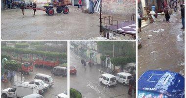 محافظة القاهرة تنشأ 8 بلاعات أمطار بالطريق الدائرى ونفق الزهراء