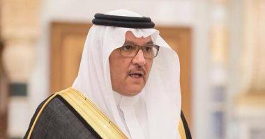 السعودية نيوز |                                              السفير السعودى بالقاهرة يهنئ اليوم السابع على فوزه بجائزة الصحافة الذكية