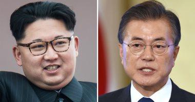زعيم كوريا الشمالية ورئيس كوريا الجنوبية