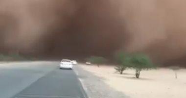 طقس الخليج.. حالة من عدم الاستقرار ورياح مثيرة للأتربة فى السعودية