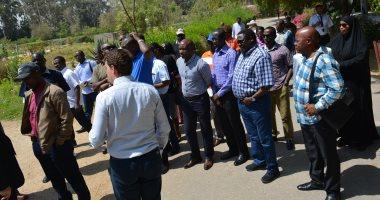 جامعة هليوبوليس تستقبل وفد التعاون الإفريقى لصناع القرار