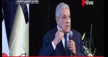 فيديو.. محلب: تنمية سيناء مشروع قومى يتكلف 275 مليار جنيه وينتهى 2022
