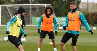 ناتشو يعود لتدريبات ريال مدريد استعداداً لـ بايرن ميونخ وظهور إيسكو