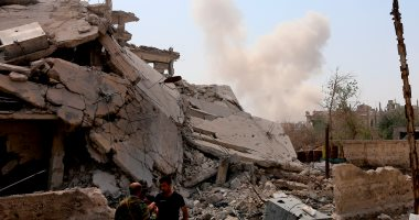إصابة 3 أشخاص نتيجة سقوط قذيفة صاروخية على حلب