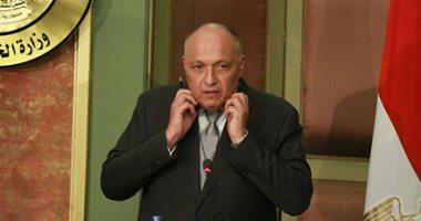 وزير الخارجية: الاتفاق مع ليتوانيا على تشكيل مجلس أعمال مشترك