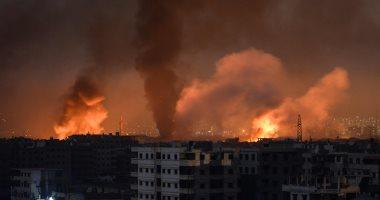 إصابة 4 أشخاص بينهم طفل جراء سقوط صاروخ باللاذقية