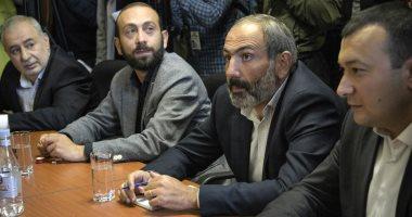 زعيم الاحتجاجات فى أرمينيا يؤكد استمرار الاحتجاجات والعصيان المدنى