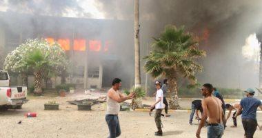 تأكيدا لما نشره اليوم السابع.. ليبيا: 14قتيلا حصيلة نهائية لقتلى تفجير طرابلس
