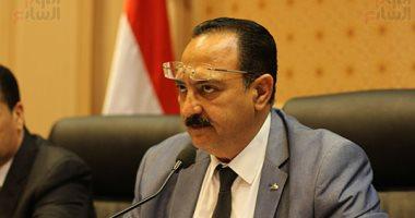 """""""نقل البرلمان"""" لرئيس القطاع الإدارى بهيئة الأنفاق: """"اللى مش قادر يطور يسيب"""""""