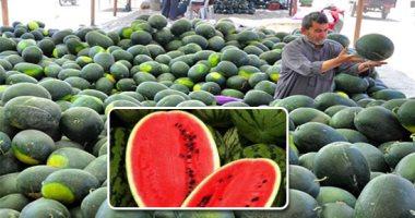 تعرف على صادرات مصر من الخوخ والبطيخ خلال يونيو الماضى