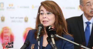 وزيرة التضامن: استخدام التوك توك فى الدعاية للتوعية بخطورة الزيادة السكانية