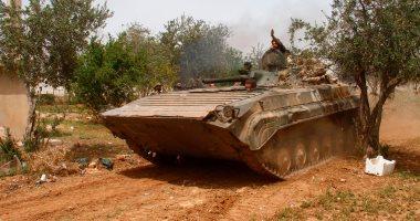 مركز المصالحة الروسي: اشتباكات بين الجيش السوري ومسلحين جنوب شرق تدمر