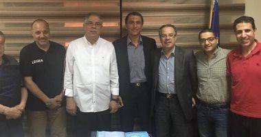 عبد الناصر محمد مديرا فنيا لطنطا فى الموسم الجديد