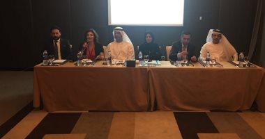 دائرة أراضى دبى تعقد أول مؤتمر صحفى فى مصر لتشجيع الاستثمار العقارى