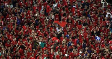 الأمن يرفض زيادة عدد الجماهير فى مباراة الأهلى وتاونشيب لـ25 ألفا